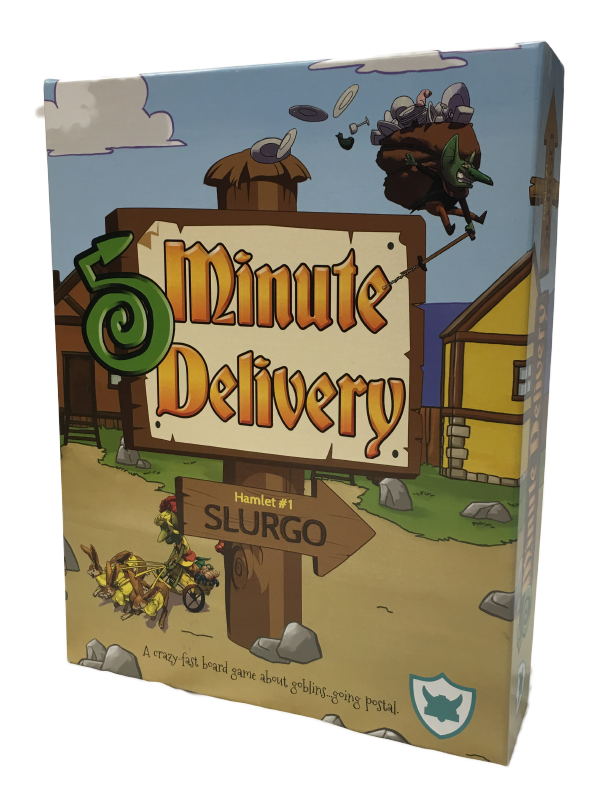 Five Minute Delivery Slurgo Hamlet