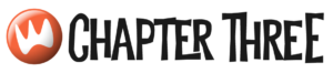 Chapter Three Games Logo