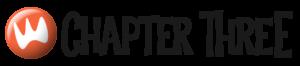 Chapter Three Games Logo
